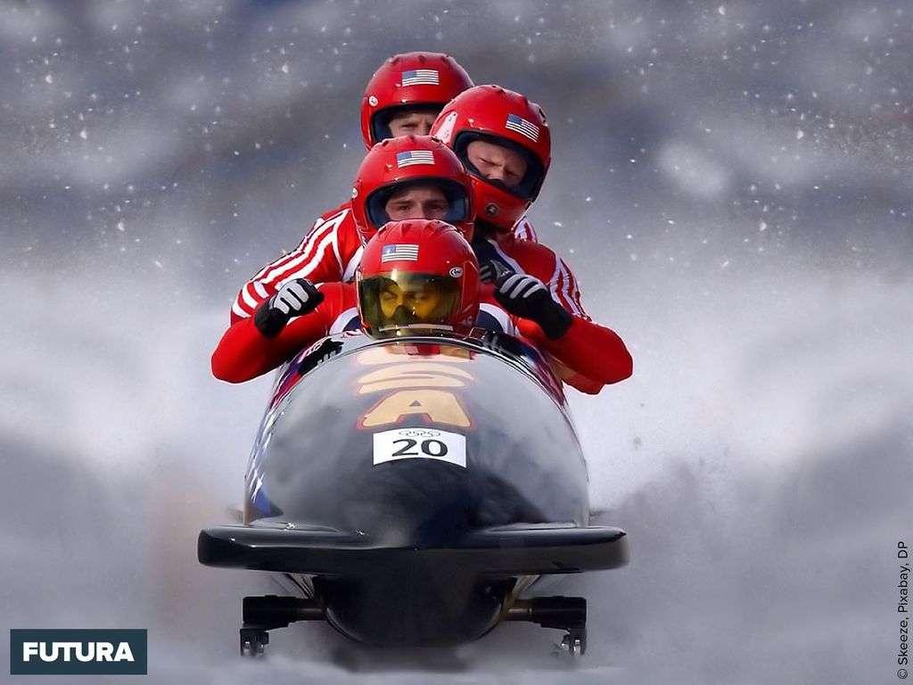 Jeux olympiques d'hiver à PyeongChang : le bobsleigh