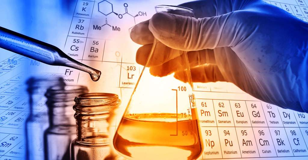 Laboratoire de détection pour les produits dopants. © Totojang1977, Shutterstock