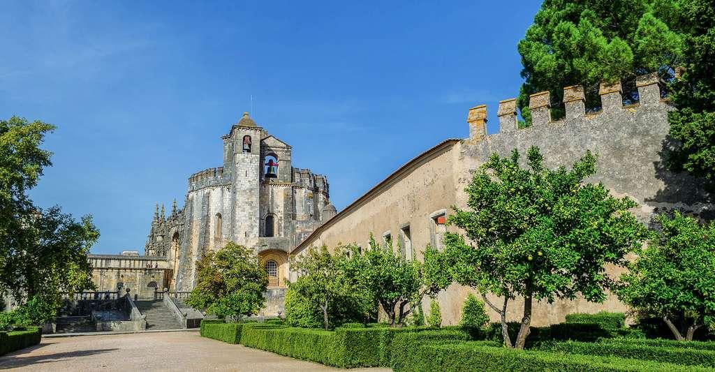 Couvent de Cristo, Tomar. © Turismo En Portugal, Wikimedia commons, CC by 2.0