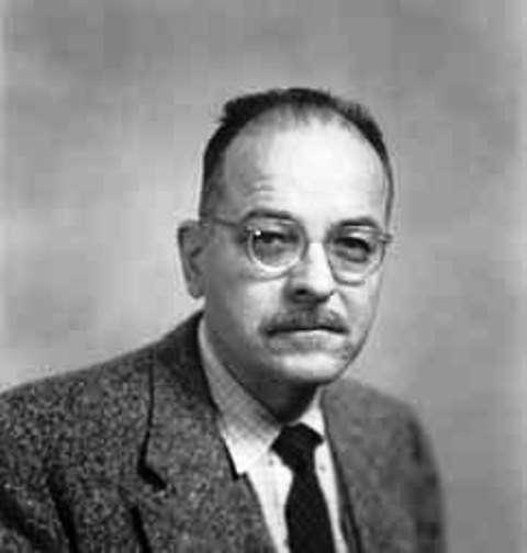 Gregory Hugh Wannier (1911-1983) était un physicien suisse. Ses travaux en physique quantique concernent la physique du solide avec les excitons et les matériaux ferromagnétiques. © AIP, Emilio Segrè Visual Archives, Physics Today Collection