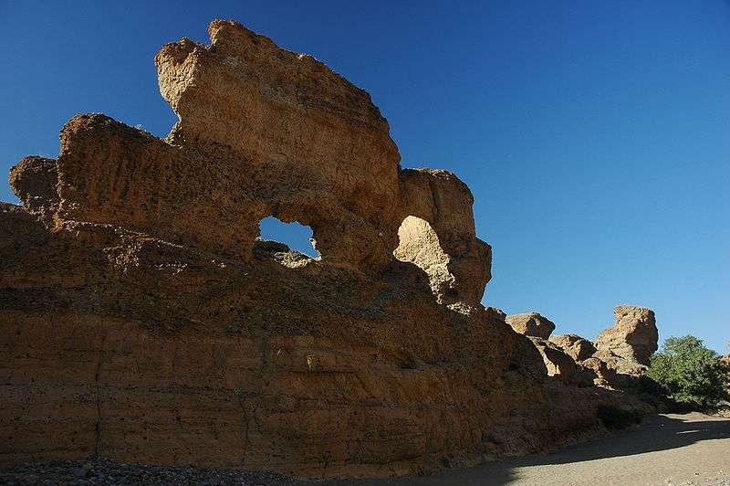 le canyon de Sesriem, en Namibie