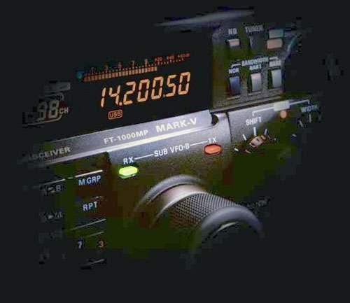 Le transceiver Yaesu FT-1000MP Mark V, un petit pas vers le transceiver entièrement DSP