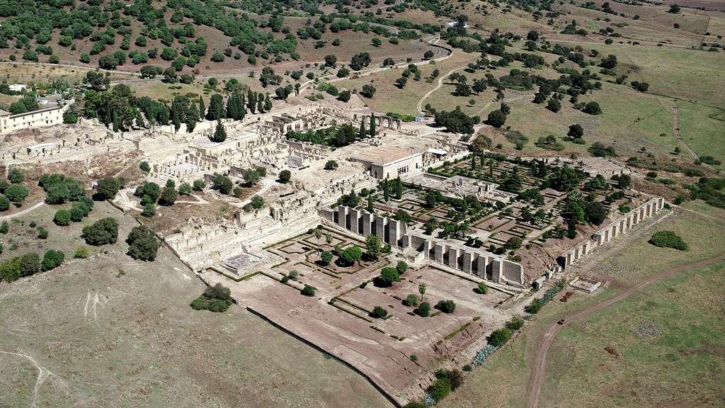 Espagne : la ville califale de Medina Azahara