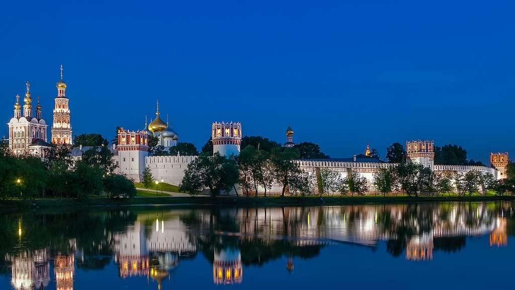 Le couvent de Novodievitchi, vieux de cinq siècles