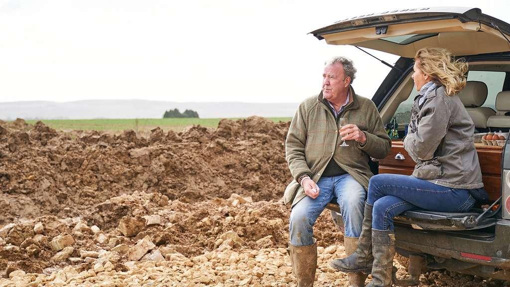 Clarkson à la ferme © Amazon