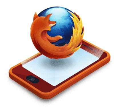 Un renard roux dans le smartphone ! Mozilla proposera Firefox OS, un système pouvant fonctionner sur des téléphones bon marché et peu puissants. L'OS reposera sur une interface HTML5 et les applications seront accessibles directement via le Web. © Mozilla
