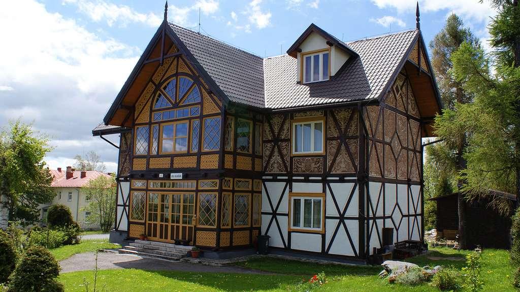 La villa Kalinčiak, deux noms, une histoire