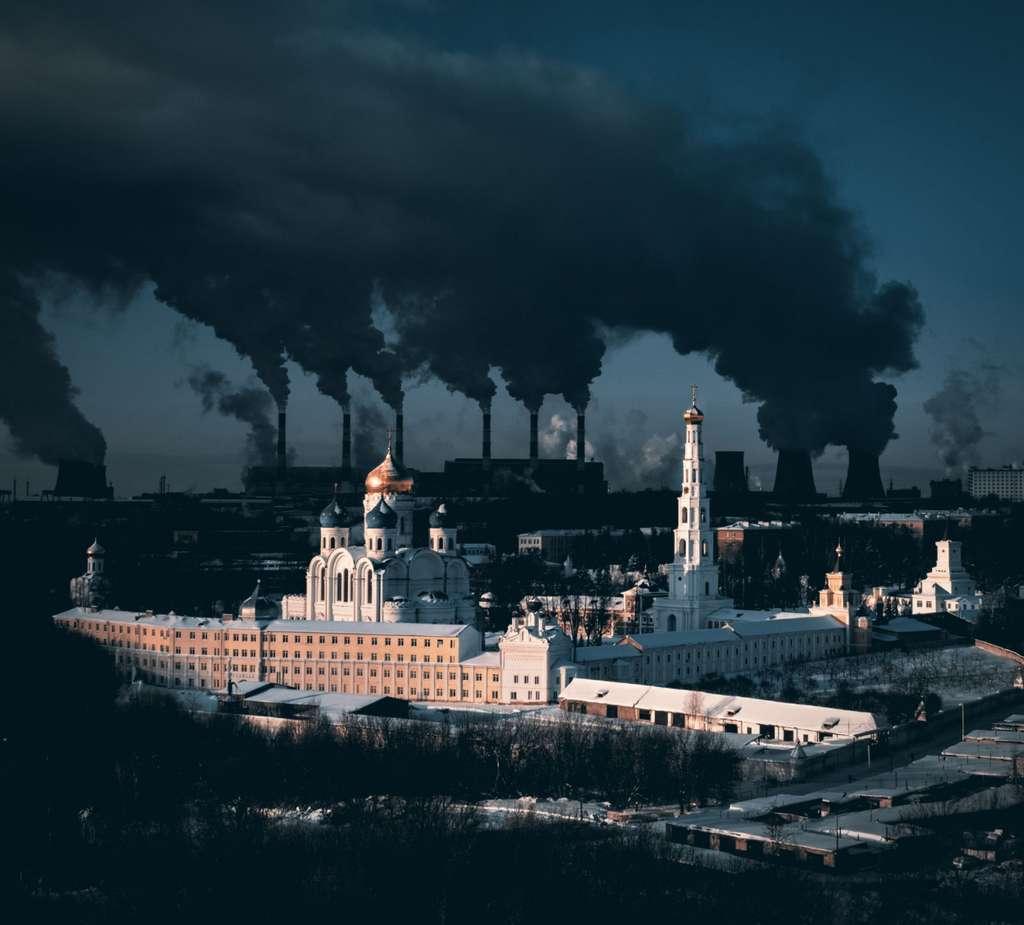 Pays : Russie - Photographe : Sergei Poletaev. © Drone Photo Awards 2021