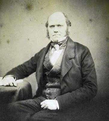 Charles Darwin en 1854