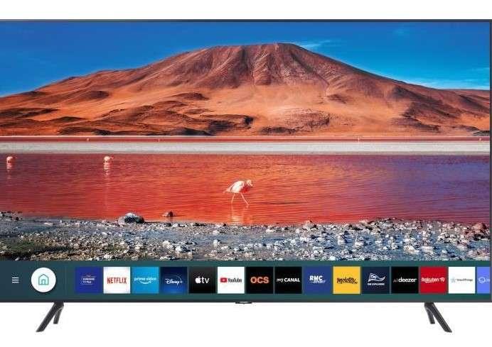 TV Samsung UE50TU7072U © Cdiscount