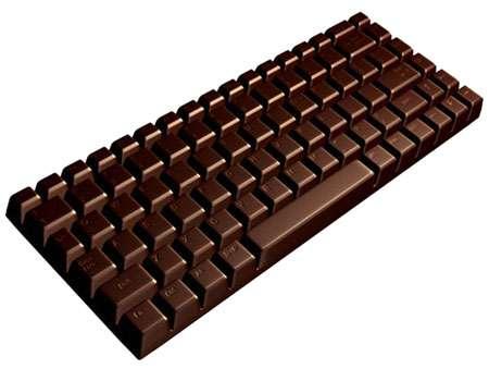 Un clavier à croquer !