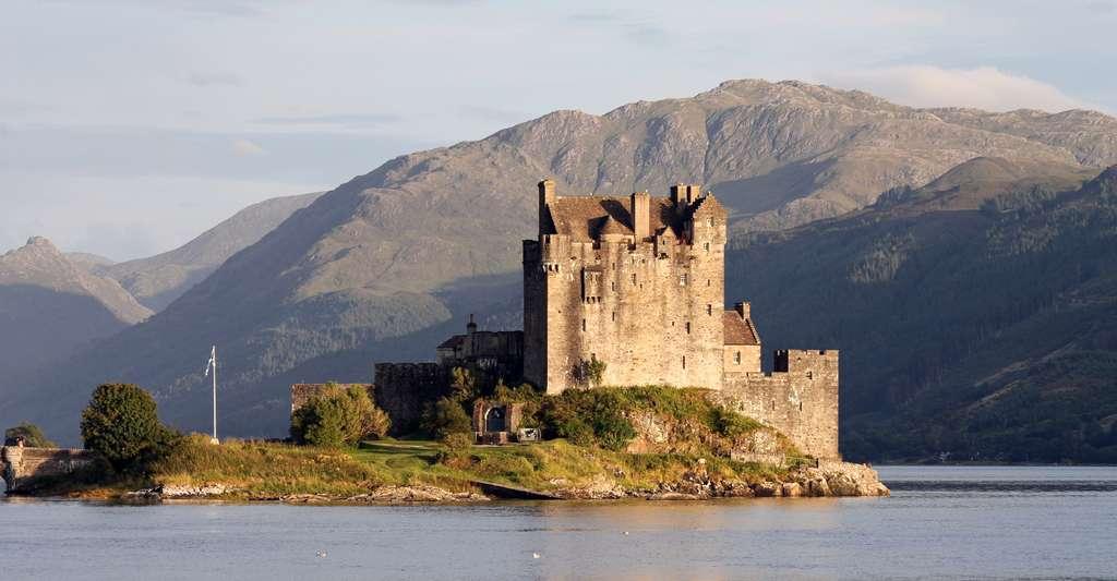 Le château d'Eilean Donan, en Écosse