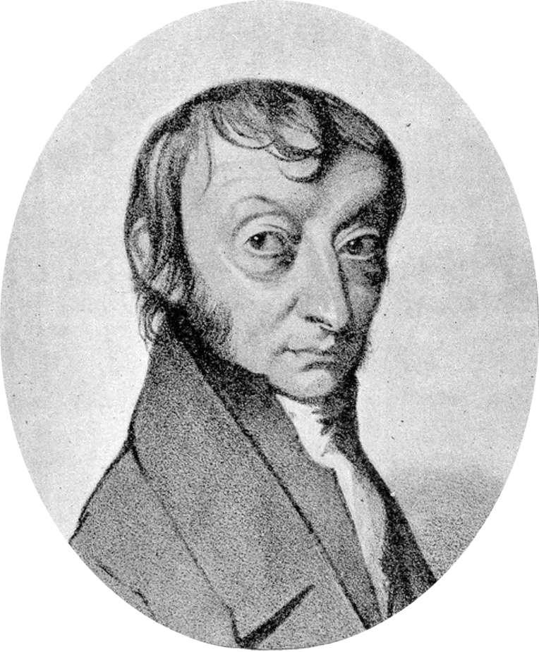 Le scientifique italien Amedeo Avogadro aurait été le premier à énoncer celle qui porte aujourd'hui le nom de loi d'Avogadro-Ampère. © Edgar Fahs Smith Collection, Wikipedia, Domaine public