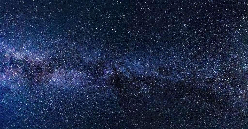 Qu'est-ce que l'infini ? Ici, la Voie lactée. © FelixMittermeier, Pixabay, DP