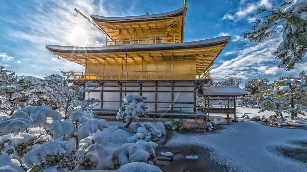 La ville de Kyōto et ses monuments sacrés