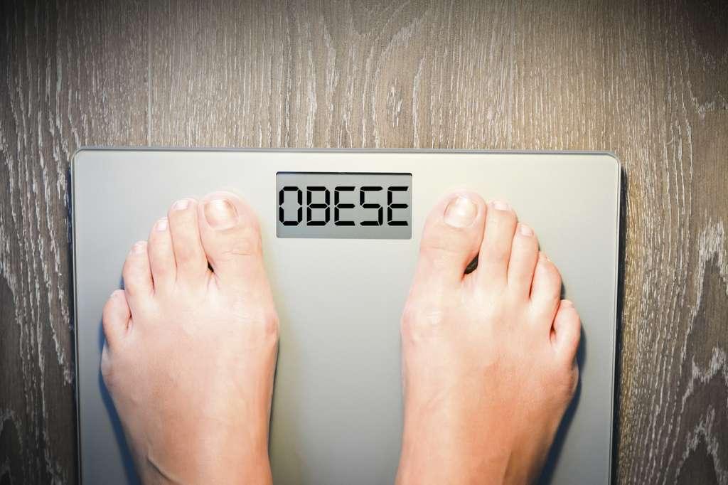 Le surpoids peut augmenter la probabilité de développer plusieurs cancers, dont celui de l'estomac. © adrian825, Istock.com