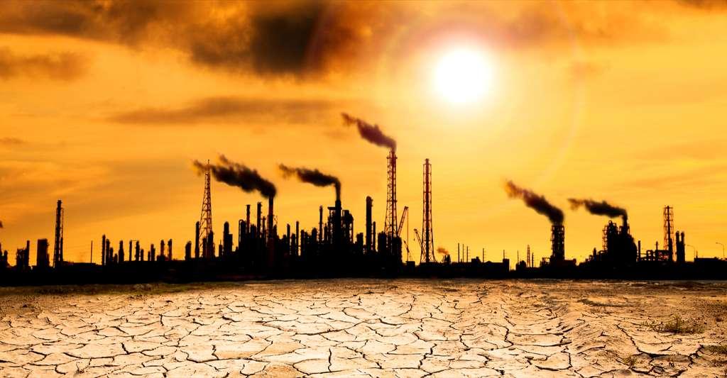 L'élimination des HCF aidera à lutter contre le réchauffement climatique, mais ne fera pas tout. © Tom Wang, Shutterstock