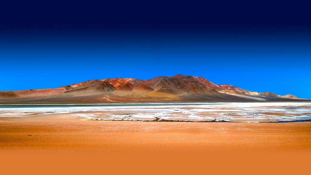 Chili, le magnifique désert d'Atacama