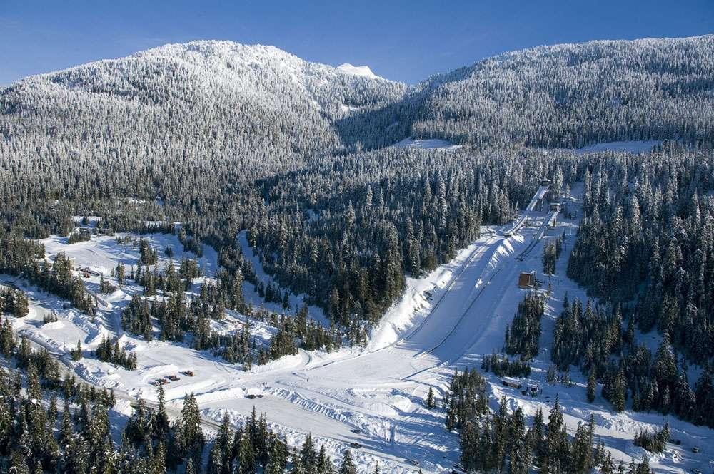 Vancouver 2010 Saut à skis olympique