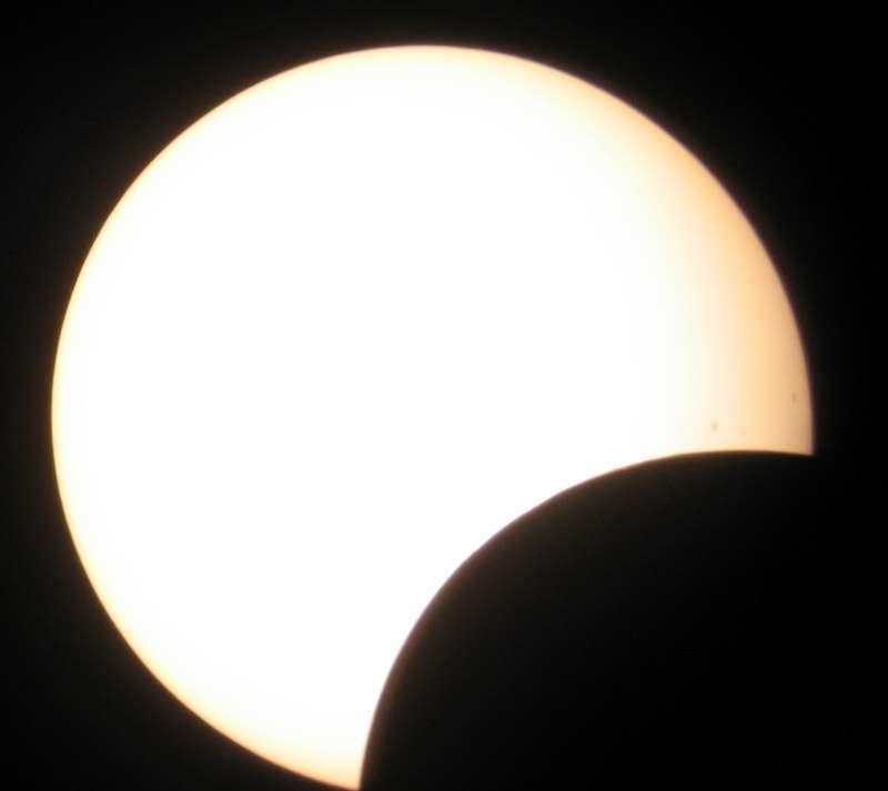 Eclipse du 29 Mars
