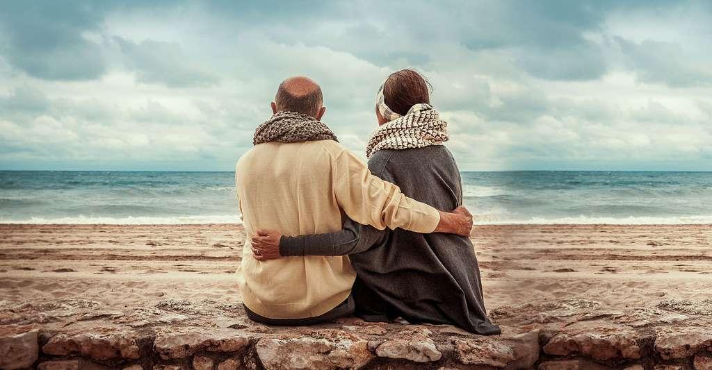 Bien vieillir ensemble. © Detailblick-foto, Fotolia