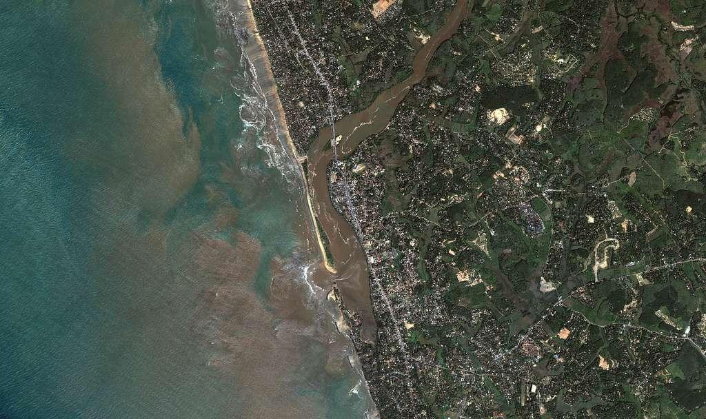 Srilanka - Kalutara : après le Tsunami