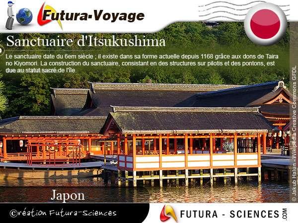 Sanctuaire d'Itsukushima - Japon