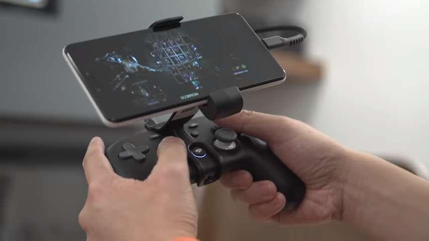 Le gadget ultime pour les joueurs sur smartphone ? © Stadia