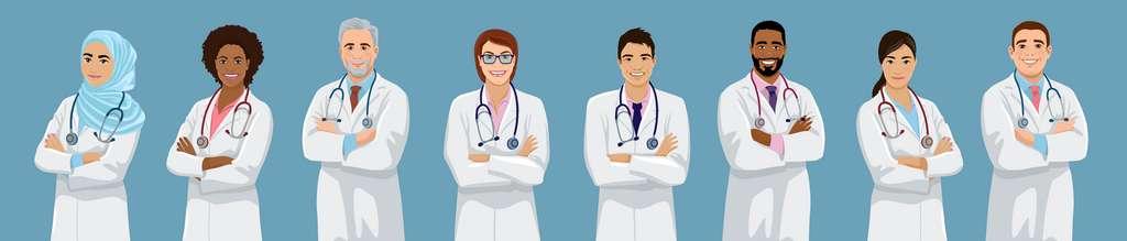 La consultation d'un médecin généraliste suffit souvent en cas de causes bénignes. Si le problème persiste, il peut être pertinent de se tourner vers un spécialiste comme le proctologue. © Annagarmatiy, Adobe Stock