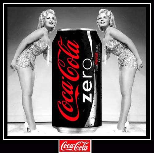 Le Coca-Cola Zero est un dérivé du Coca-Cola qui ne contient pas de sucre, mais de l'aspartame. Cela ne signifie pas pour autant qu'il est bon pour la santé. Une étude suggère un rôle des sodas allégés dans les problèmes cardiovasculaires et le diabète. © Luiz Fernando Reis, Flickr, cc by 2.0