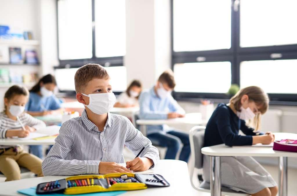 Depuis la rentrée, 32 établissements scolaires sur les 60.000 que compte le pays ont dû fermer leurs portes, ainsi que 524 classes. © Halpoint, AdobeStock