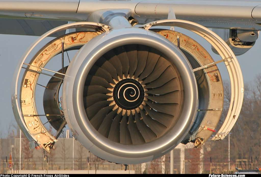 Moteur Airbus A380