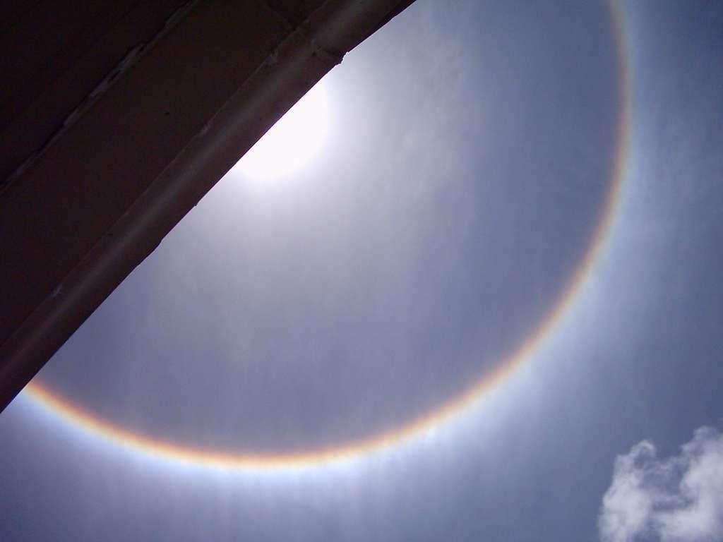 Martinique : Soleil 19 Avril 2005