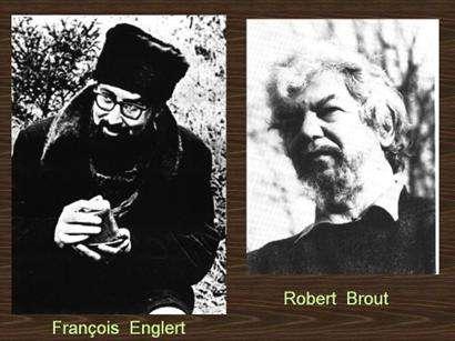 François Englert, et Robert Brout. © DR