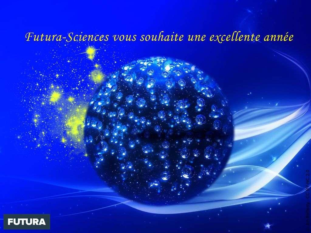 Futura-Sciences vous souhaite une Bonne Année