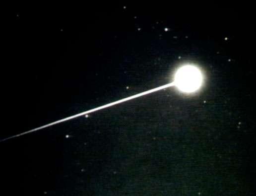 Stardust fend le ciel