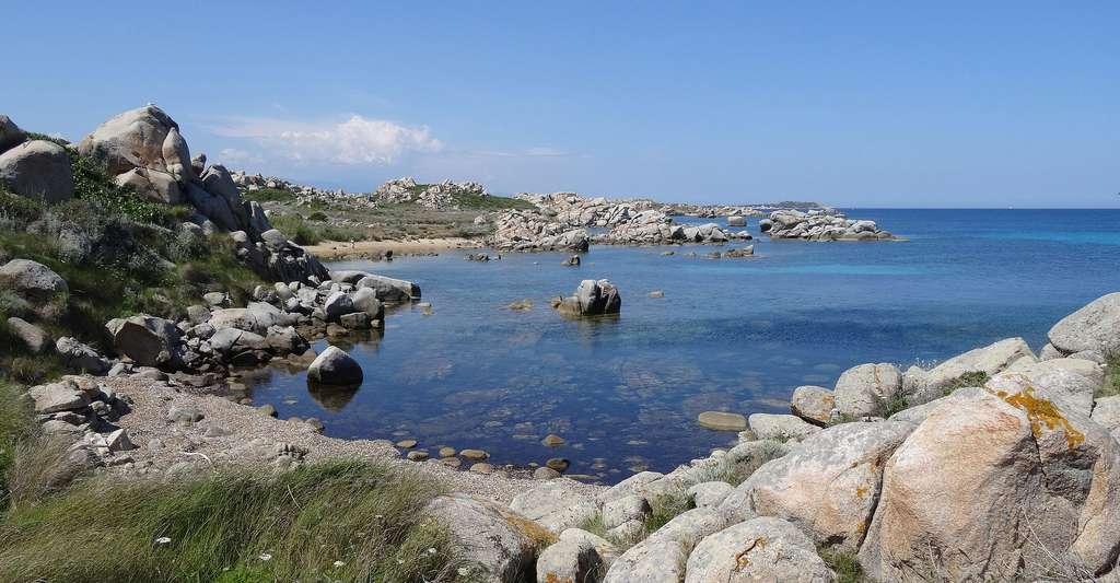 Les îles Lavezzi. © Bertomic, Pixabay, DP