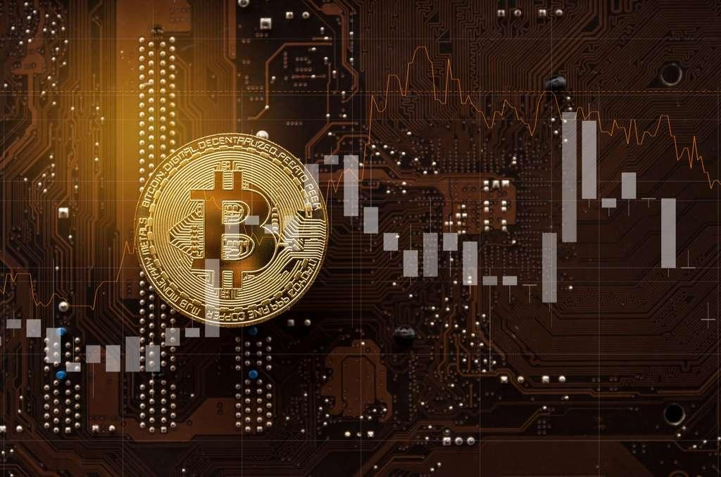Peut-on s'attendre à une hausse des cours du Bitcoin et d'autres cryptomonnaies ? © tendo23, Adobe Stock