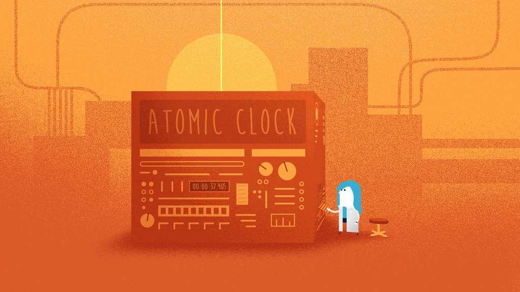 Dans l'espace, une milliseconde de décalage peut se traduire par une erreur de distance de 300 km ! © Nasa, JPL-Caltech
