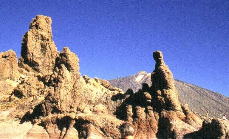 Iles Canaries : Le Teide