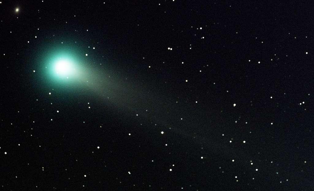 67P/T-G est une comète dite périodique, c'est-à-dire qu'elle suit une orbite fermée et qu'elle revient régulièrement près du Soleil. © Marshall Space Flight Center, Flickr, cc by nc 2.0