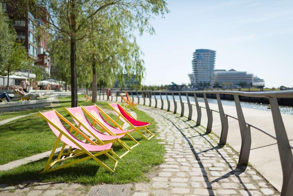 Hambourg, au nord de l'Allemagne, compte de nombreux parcs et réserves naturelles. © Frank Behrens, Flickr