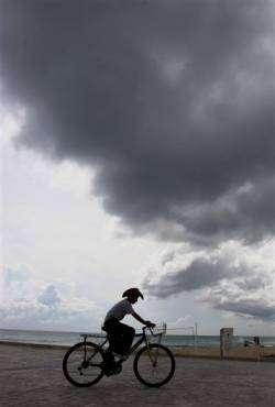 L'ouragan Wilma menace Mexico