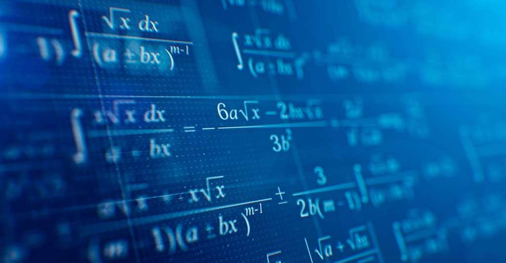 La logique des mathématiques. © Sashkin, Fotolia