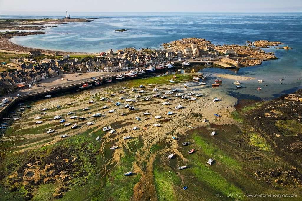Le joli village de pêcheurs de Barfleur