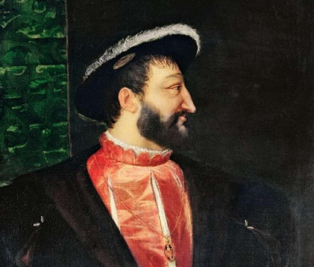 Portrait du roi François Ier par Le Titien en 1539. Musée du Louvre, salle de la Joconde. © Musée du Louvre, Wikimedia Commons, domaine public