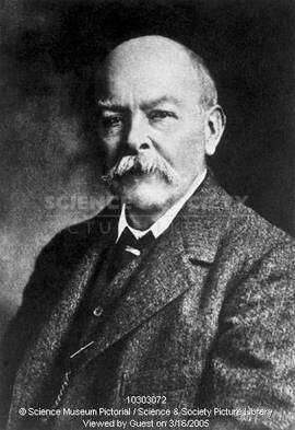 Cliquez pour agrandir. John Henry Poynting (1852-1914). Crédit : UCLA