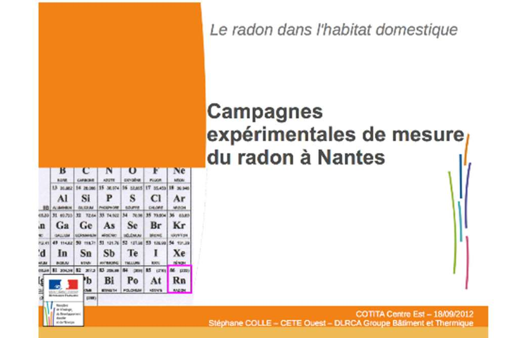 Jaquette de l'étude réalisée en 2011/2012 à l'initiative de la Mission de santé publique de la ville de Nantes. © Ville de Nantes