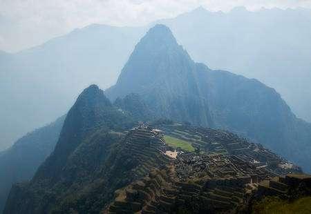 Dans les Andes, les agriculteurs incas n'avaient pas un terrain facile et ont dû mettre au point des techniques de cultures en terrasse, dont les traces sont encore visibles aujourd'hui. © Szeke / Flickr - Licence Creative Common (by-nc-sa 2.0)