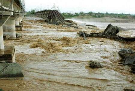Le fleuve Jaune en crue. © www.xinsheng.net